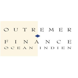 Logo Outremer Finance Ocean Indien - Ressources and Ko